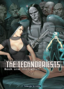 The Technopriests - Softcover Trade #1 : Initiation