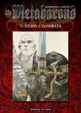 The Metabarons  - Trade Paperback #1 : Othon &amp; Honorata