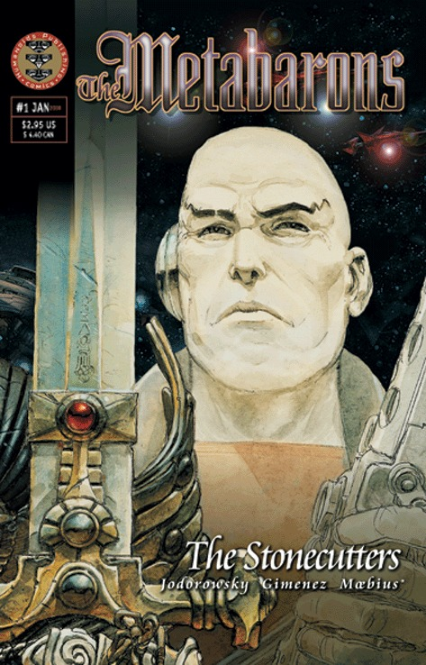 The Metabarons  #1 : The Stonecutters