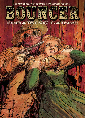 Bouncer - Trade Paperback : Bouncer: Raising Cain