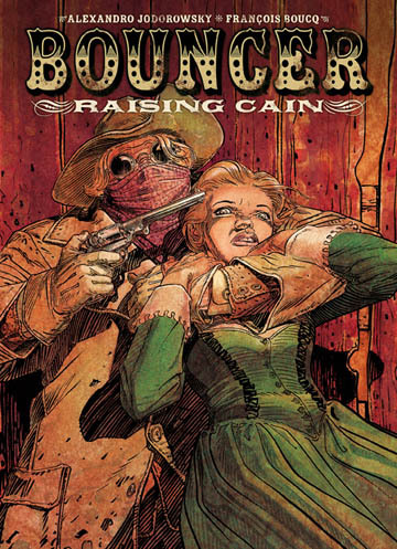 Bouncer - Softcover Trade : Bouncer: Raising Cain