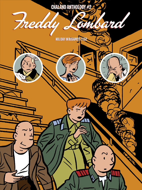 Chaland Anthology - Trade Paperback #2 : Freddy Lombard