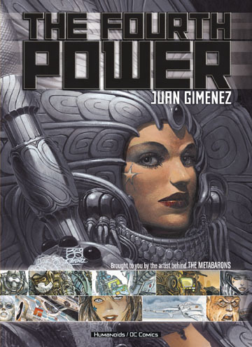 The Fourth Power (OLD) : The Fourth Power - Softcover Trade