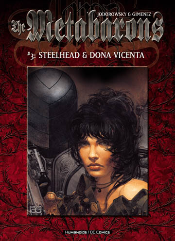 The Metabarons  - Trade Paperback #3 : Steelhead & Dona Vicenta