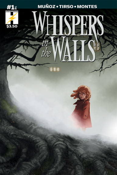 Whispers In The Walls #1 : Whispers In The Walls 1 of 6