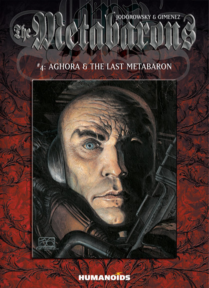 The Metabarons  - Softcover Trade #4 : Aghora & The Last Metabaron