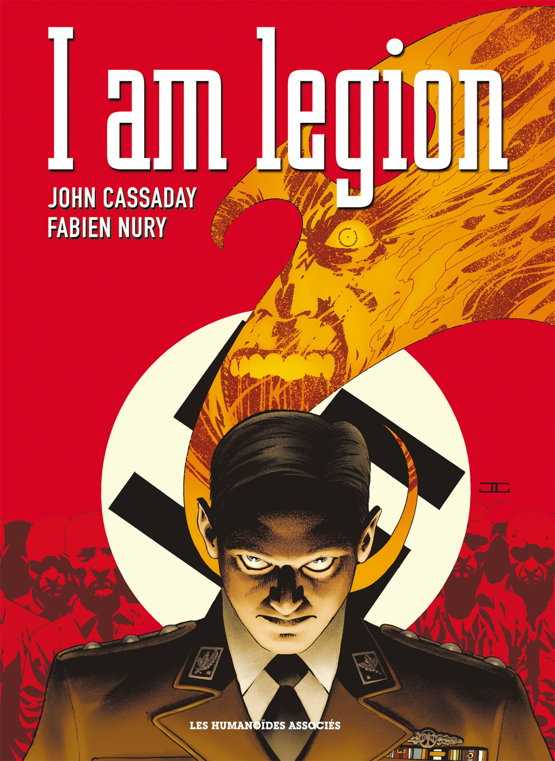 I Am Legion - Hardcover Trade