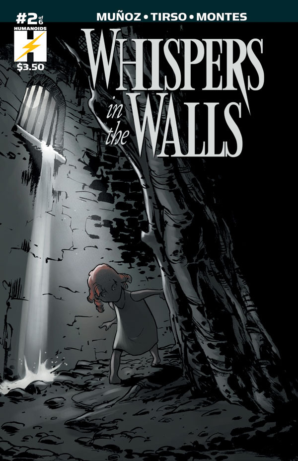 Whispers In The Walls #2 : Whispers In The Walls 2 of 6
