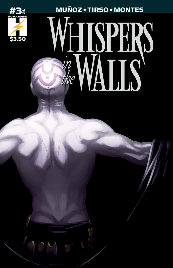 Whispers In The Walls #3 : Whispers In The Walls 3 of 6