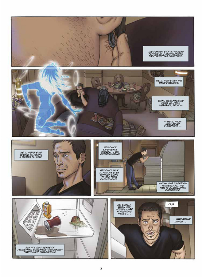Excerpt 0 : Flywires - Softcover Trade