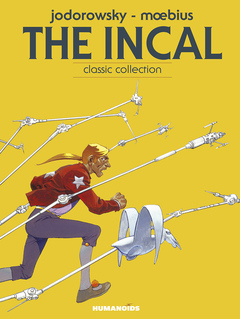 The Incal - Oversized Deluxe