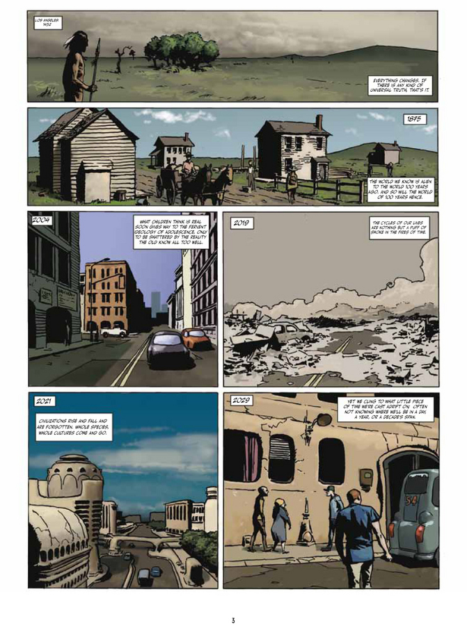 Pictures 1 : Aftermath - Trade Paperback