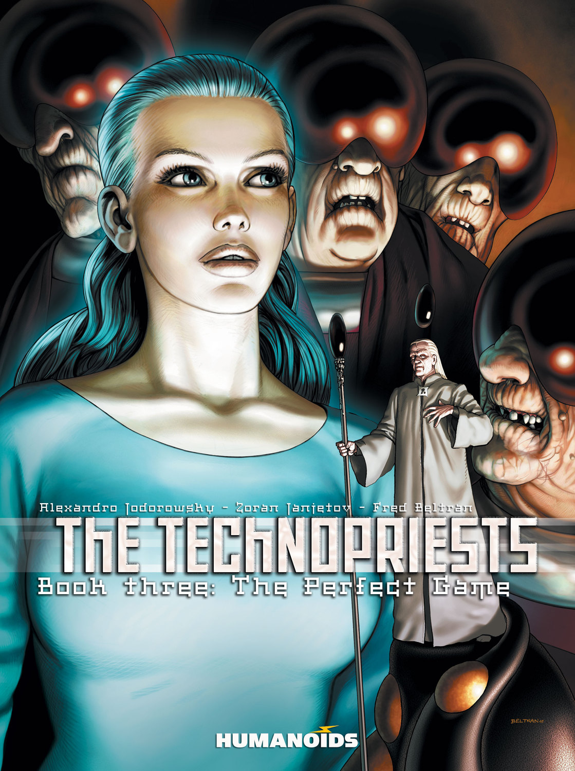 The Technopriests - Softcover Trade #3 : The Perfect Game