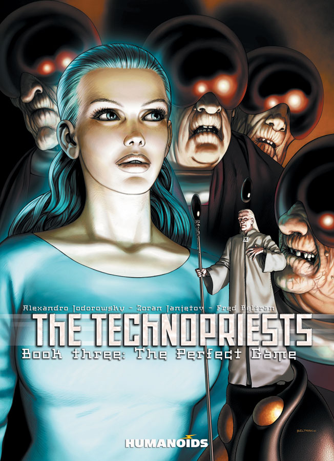 The Technopriests - Trade Paperback #3 : The Perfect Game