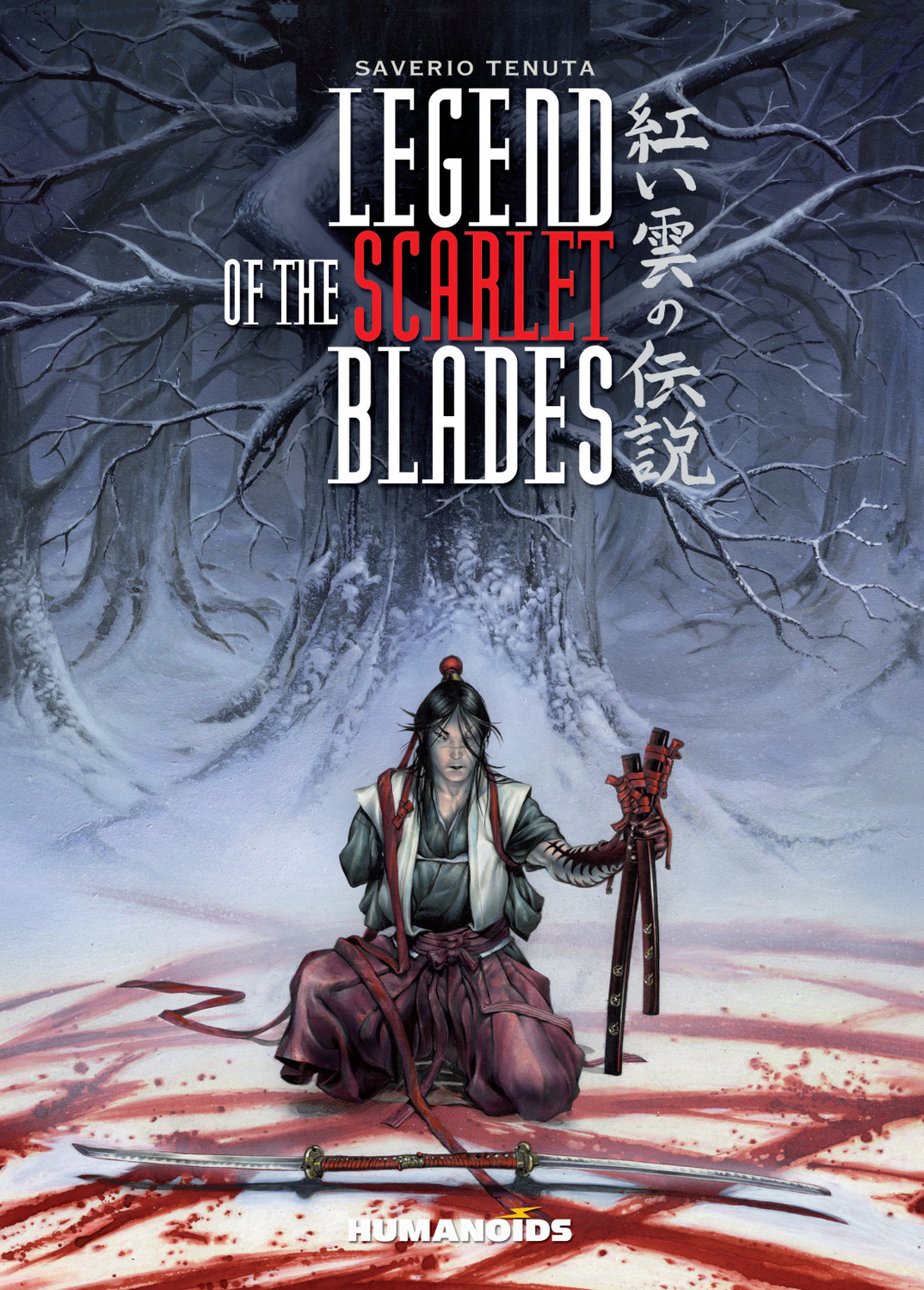 Legend of the Scarlet Blades - Hardcover Trade