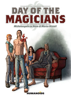 Day of the Magicians - Softcover Trade