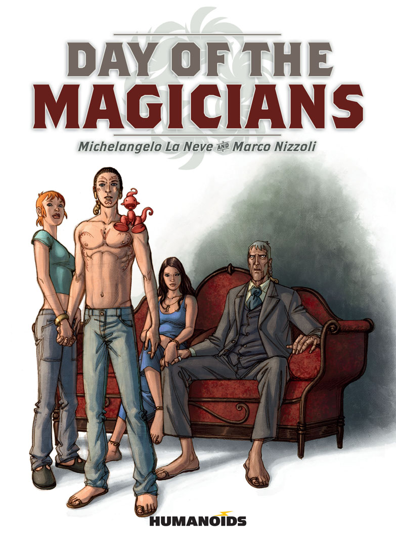 Day of the Magicians - Trade Paperback