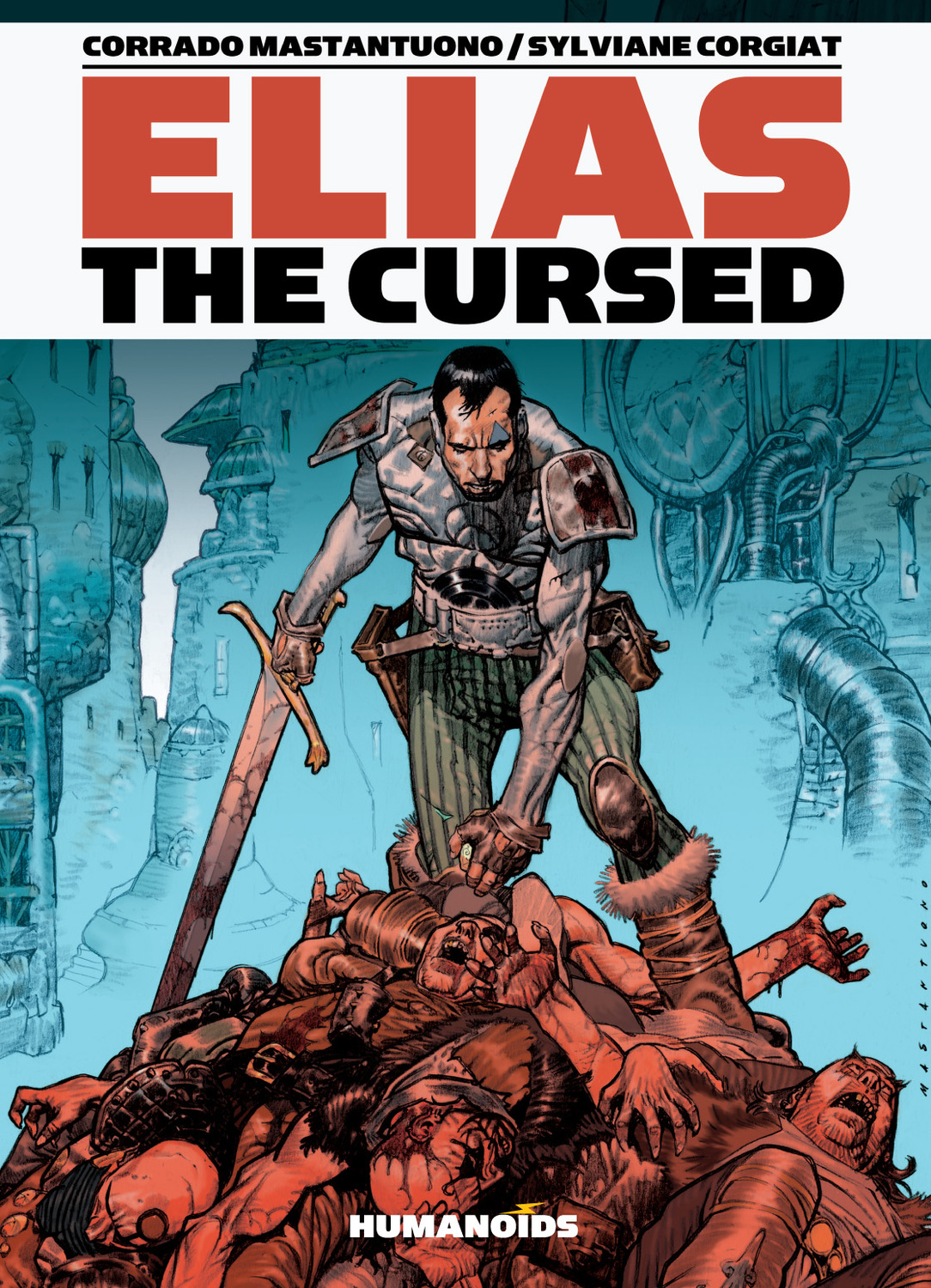 Elias The Cursed - Softcover Trade