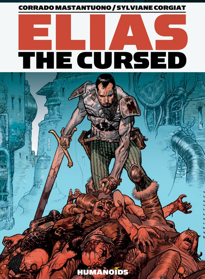 Elias The Cursed - Trade Paperback