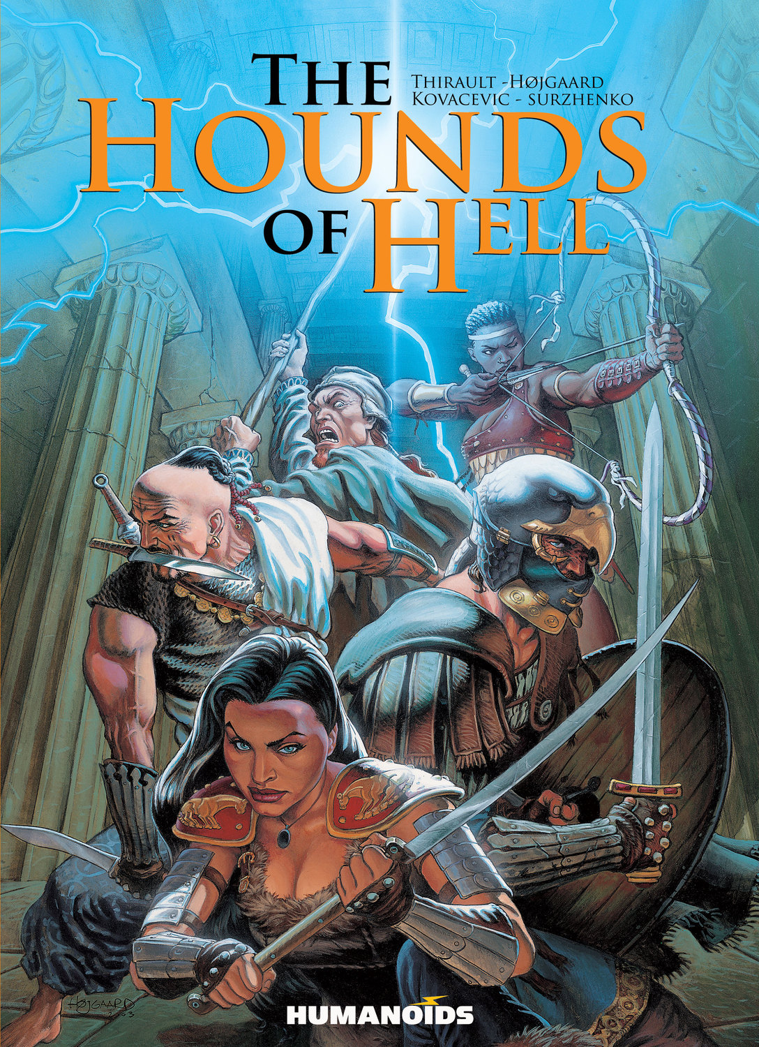 The Hounds of Hell - Softcover Trade