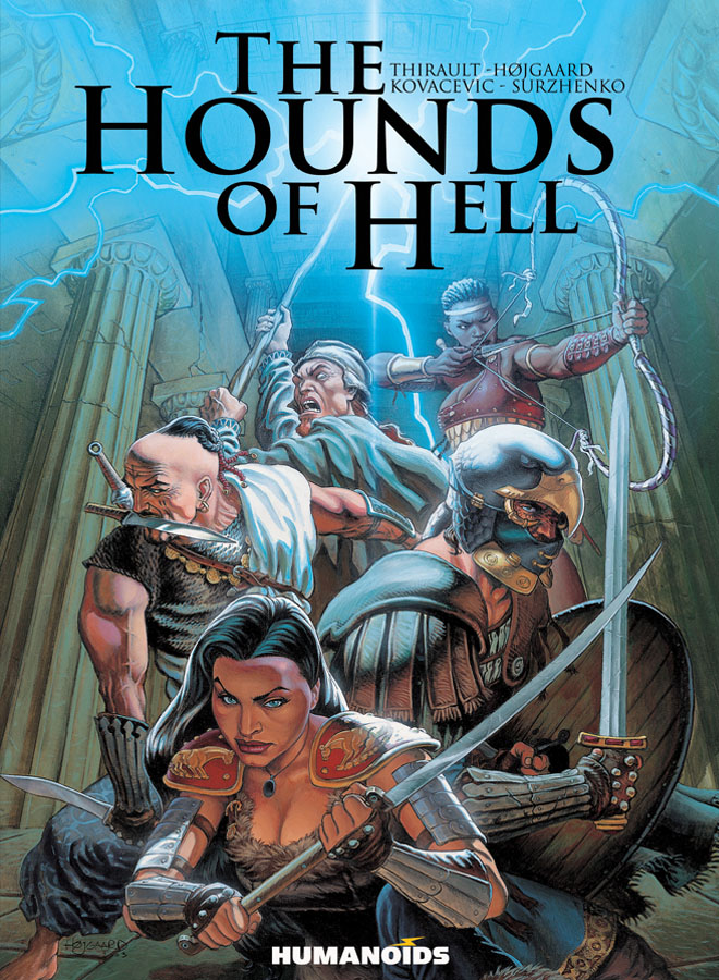 The Hounds of Hell - Trade Paperback
