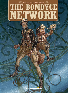 The Bombyce Network - Softcover Trade