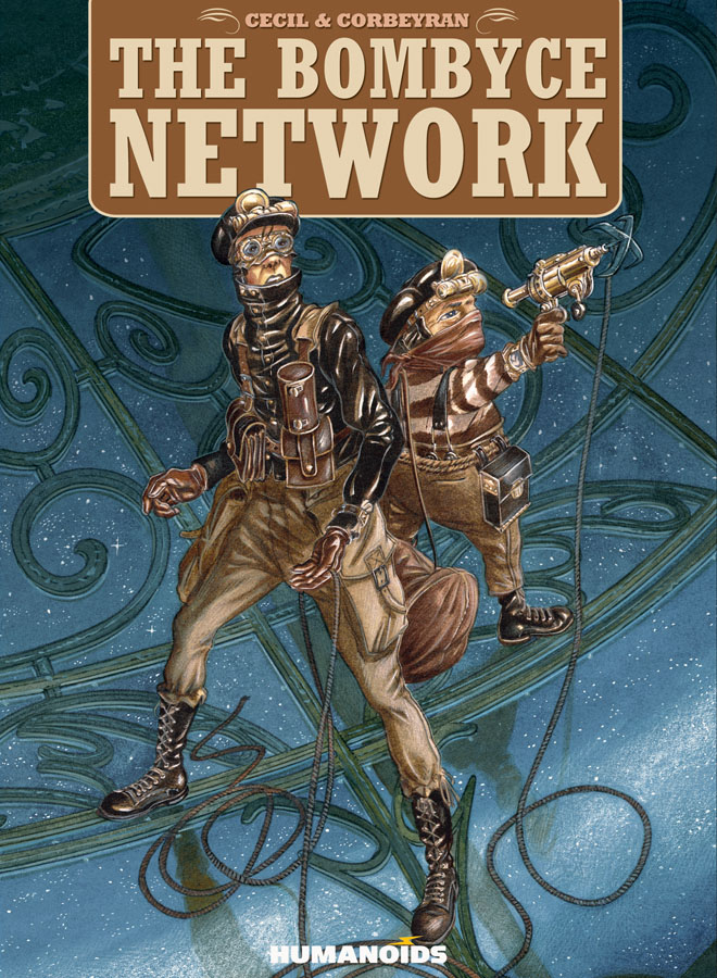 The Bombyce Network - Trade Paperback