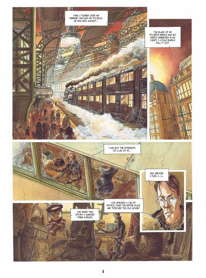 Pictures 4 : The Bombyce Network - Trade Paperback