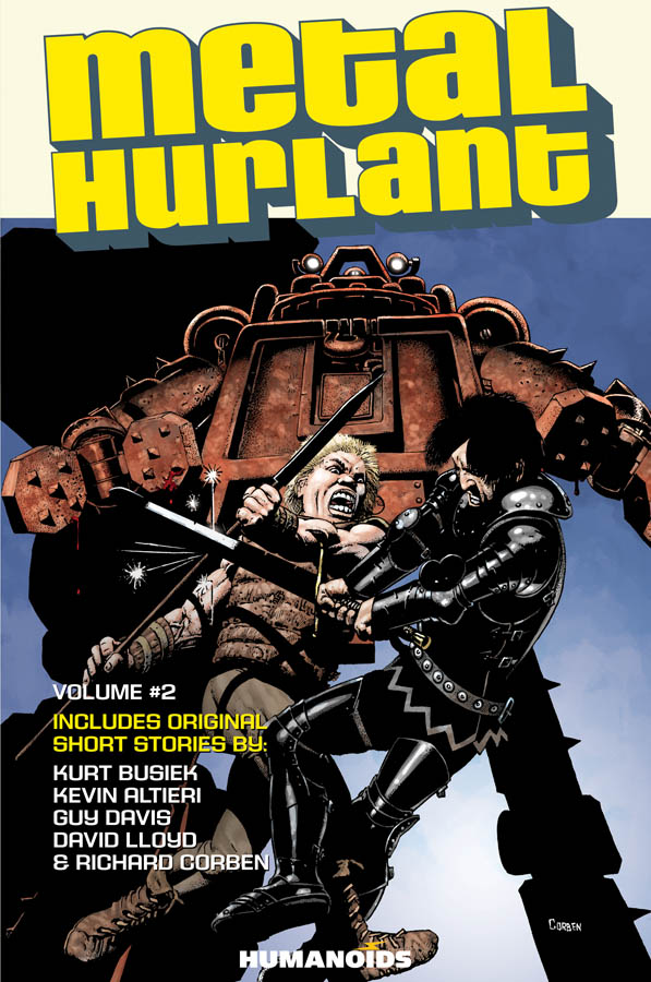 Metal Hurlant Collection - Hardcover Album #2