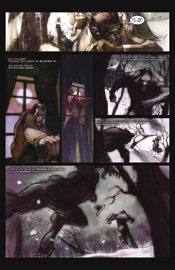 Excerpt 3 : Metal Hurlant Collection - Hardcover Trade #2