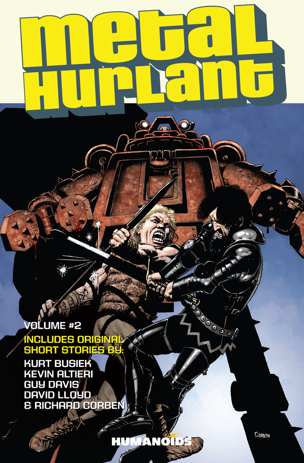 Metal Hurlant Collection #2 - Hardcover Trade