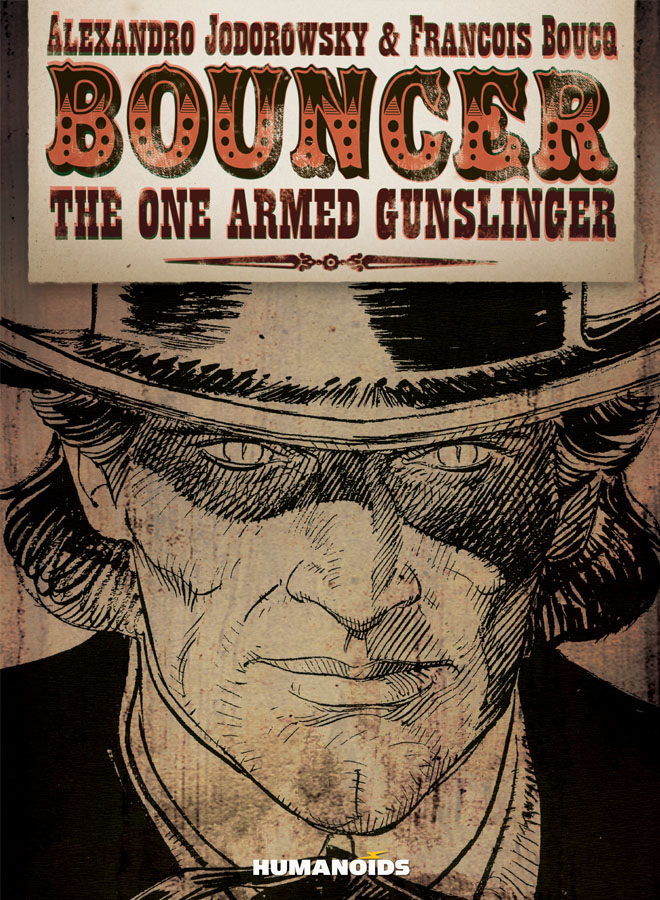Bouncer - Hardcover Album : The One Armed Gunslinger