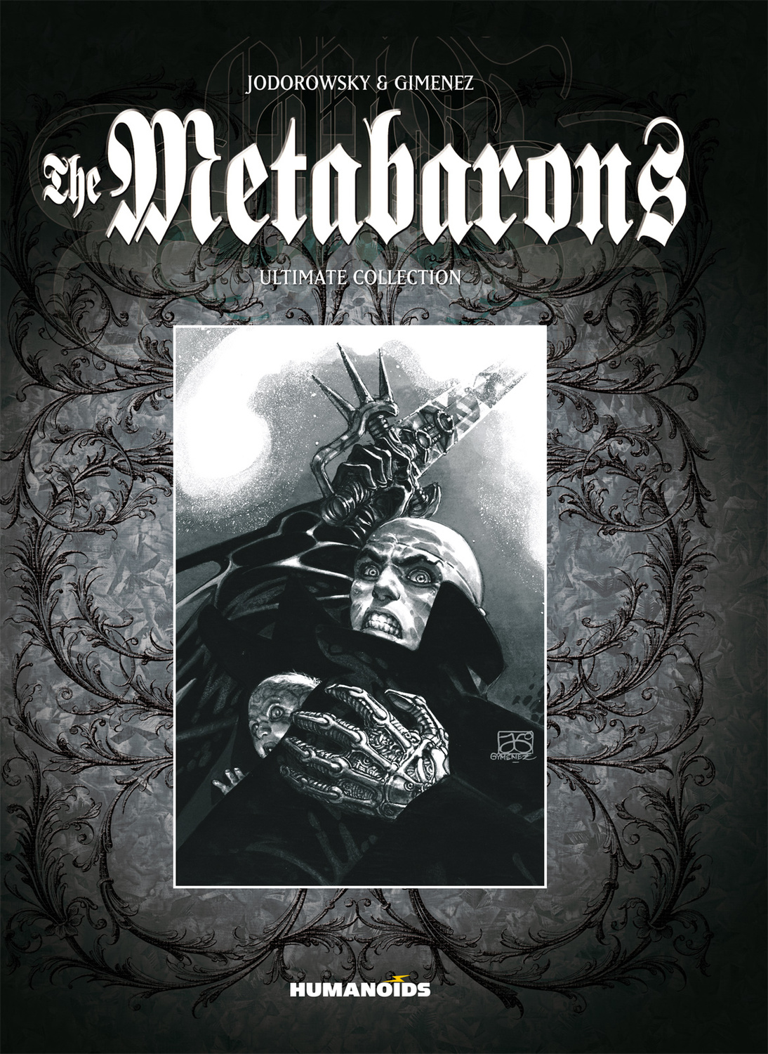 The Metabarons : Ultimate Collection - Oversized Deluxe Edition
