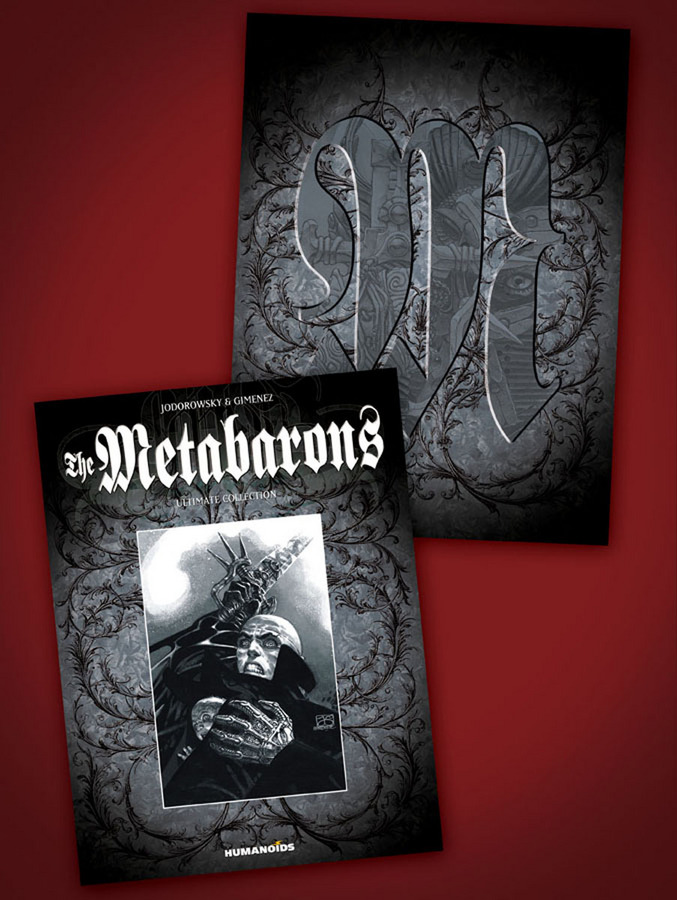 Pictures 1 : The Metabarons - Limited Edition Oversized Deluxe Hardcover with Slipcase : Ultimate Collection