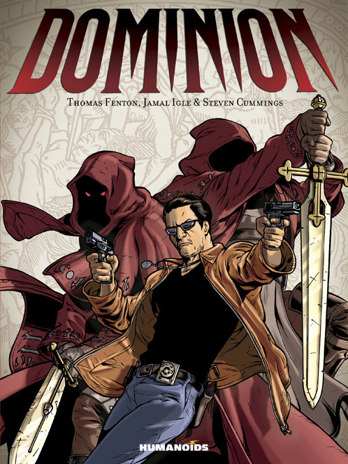 Dominion - Trade Paperback