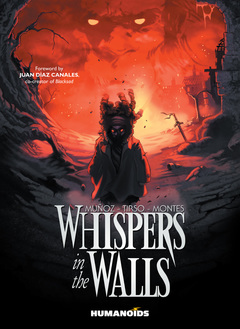 Whispers In The Walls - Softcover Trade