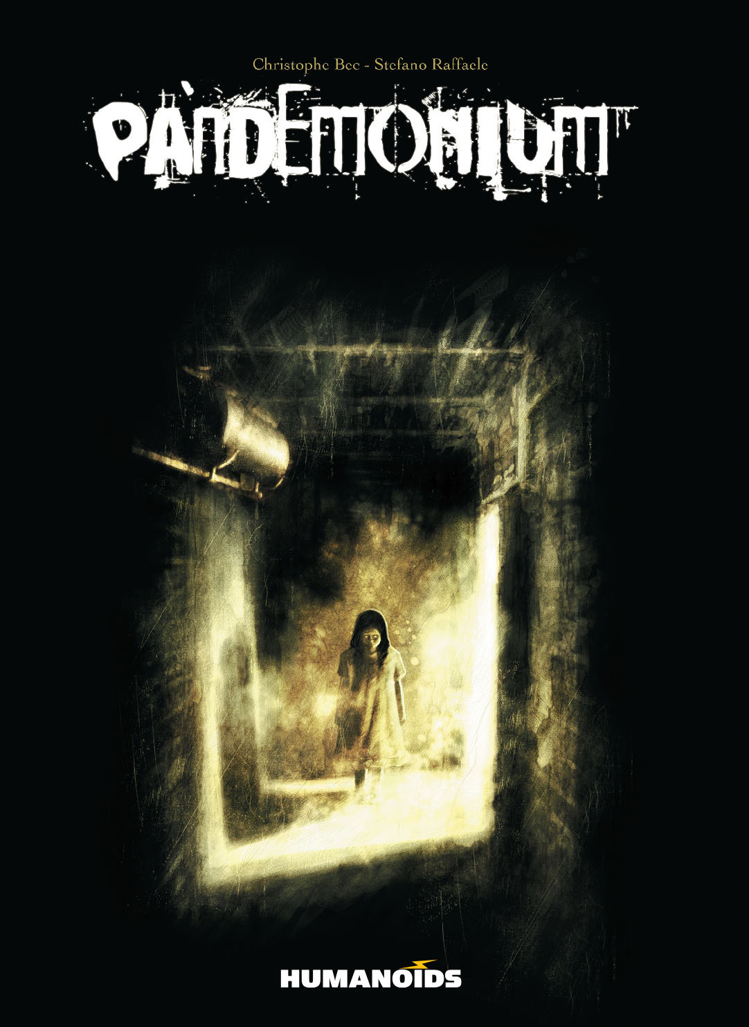 Pandemonium - Softcover Trade