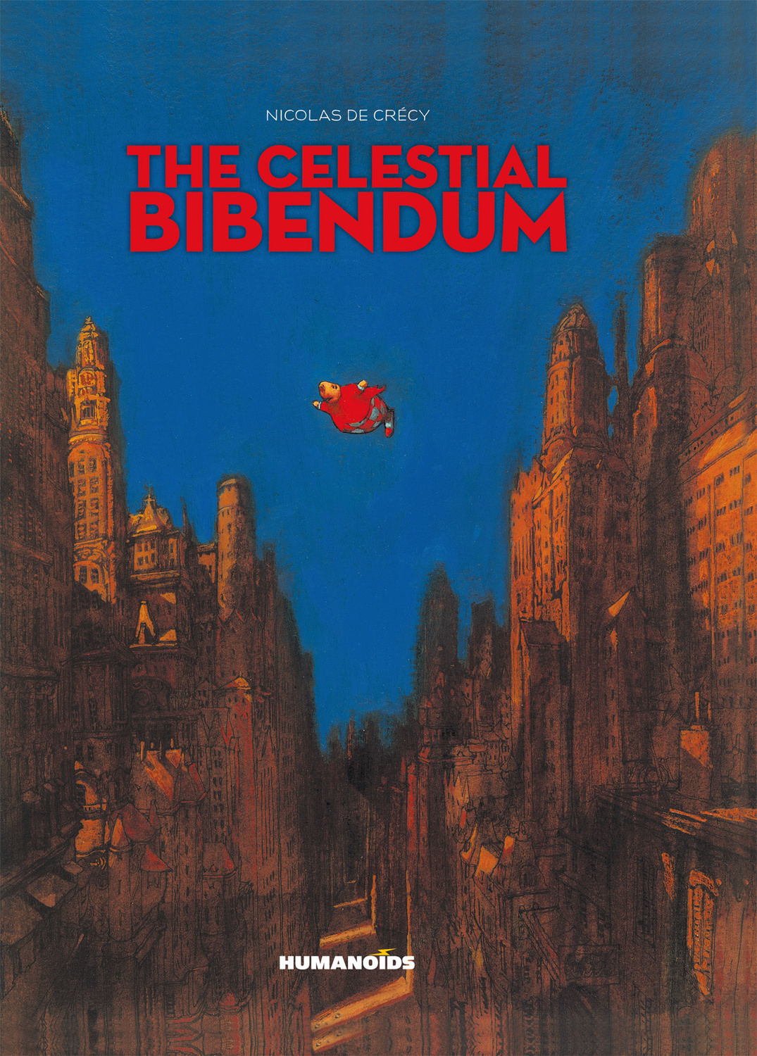 The Celestial Bibendum - Oversized Deluxe Edition