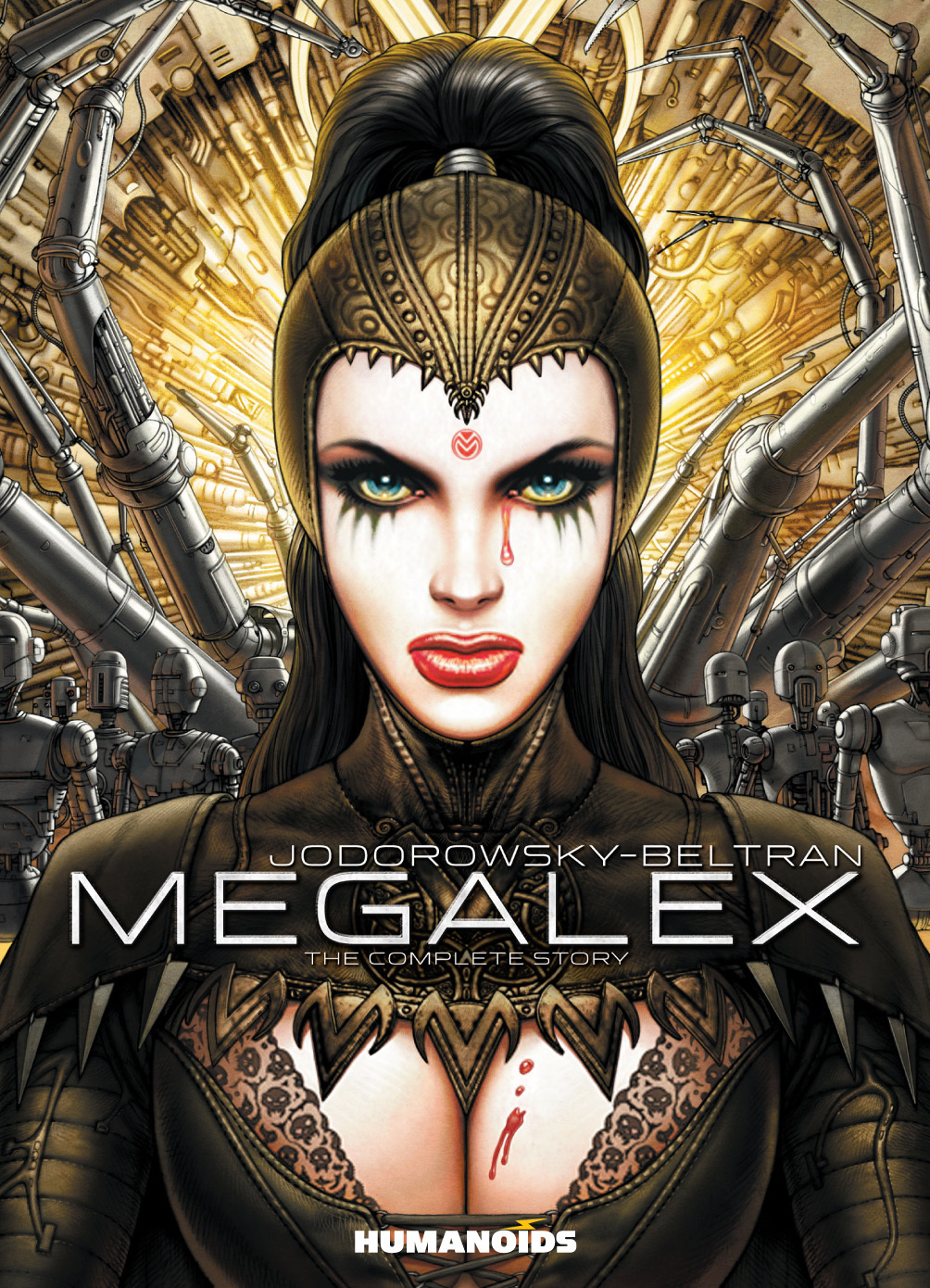 Megalex - Hardcover Trade : The Complete Story
