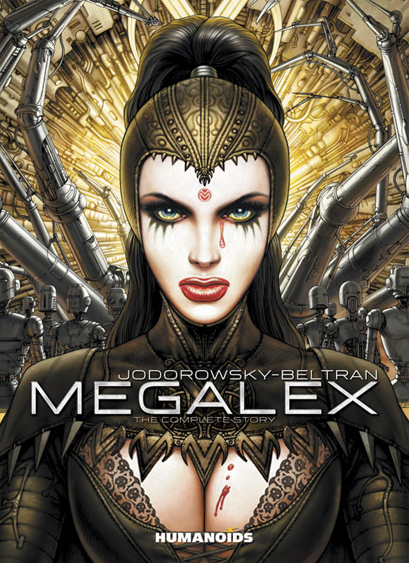 Megalex - Hardcover Album : The Complete Story