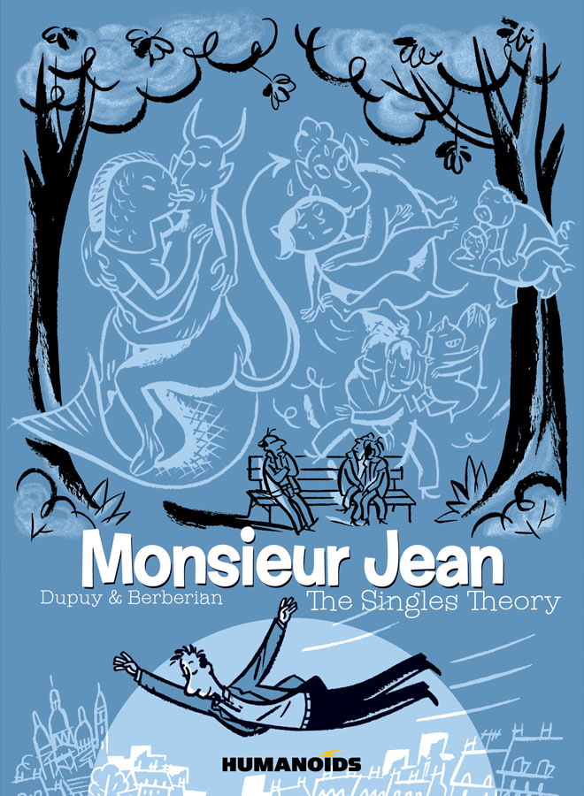 Monsieur Jean - Hardcover Album : The Singles Theory
