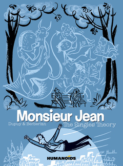 Monsieur Jean : The Singles Theory - Hardcover Trade