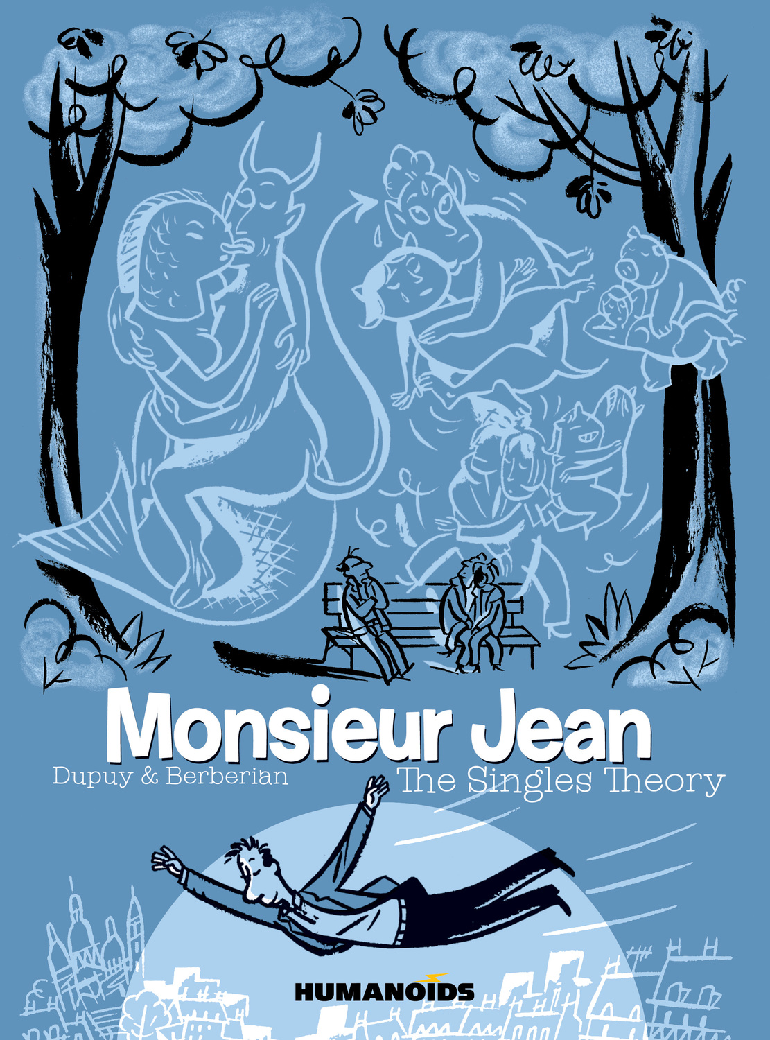 Monsieur Jean - Hardcover Trade : The Singles Theory
