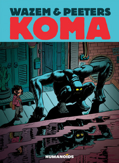 Koma - Softcover Trade