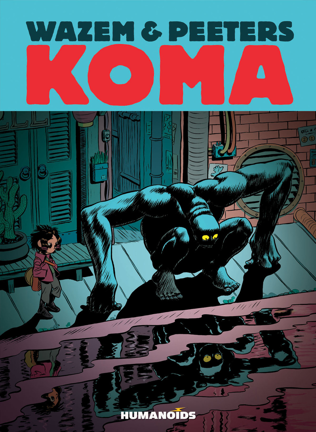Koma - Trade Paperback