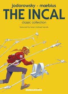 The Incal - Hardcover Trade