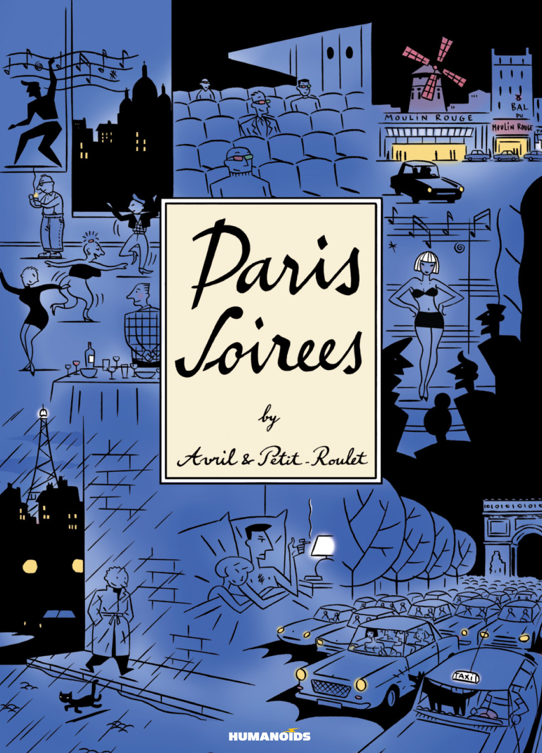 Paris Soirees - Coffee Table Book