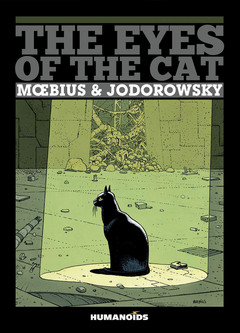 The Eyes of the Cat - Hardcover Album