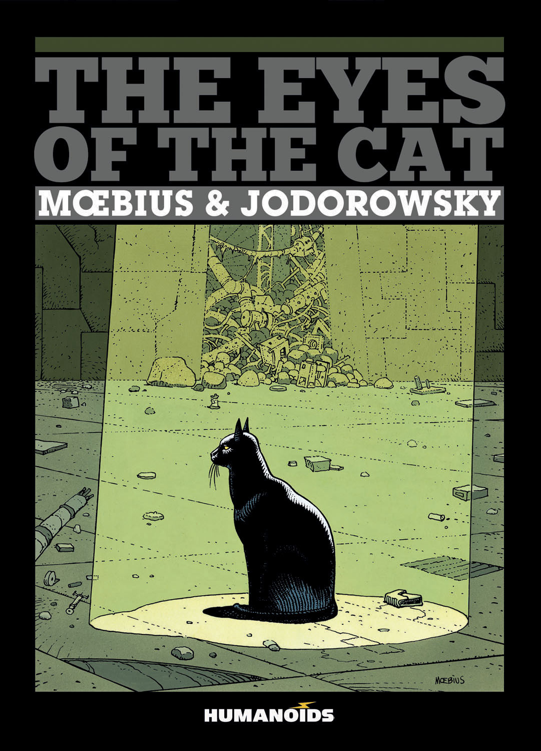 The Eyes of the Cat - Hardcover Trade