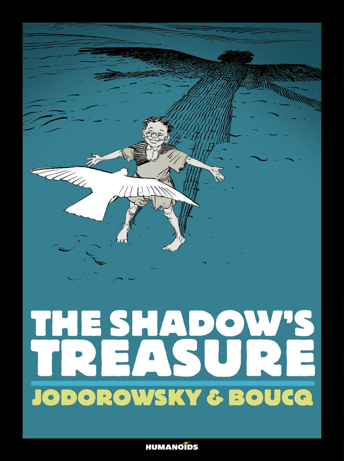 The Shadow's Treasure - Limited Edition Super-oversized Deluxe Hardcover